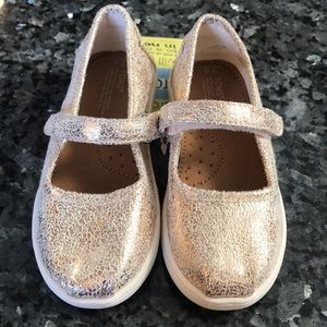 TOMS Tiny Mary Jane shoes